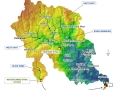 Dart Catchment Topography