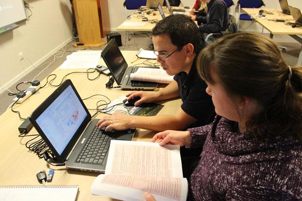 EcoSpatial » GIS Training Courses